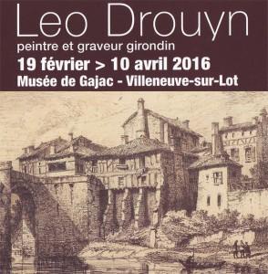 Expo Leo Drouyn Villeneuve